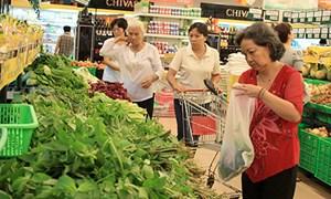 CPI tại Hà Nội: Vừa chớm tăng đã vội giảm