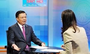 Bộ trưởng Bộ Tài chính nói về quy định áp trần giá sữa