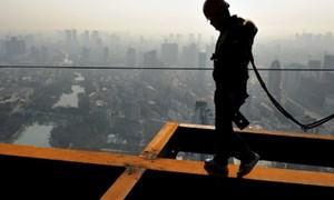 Bong bóng bất động sản Trung Quốc đã vỡ