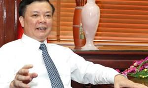 Bộ trưởng Đinh Tiến Dũng trải lòng về điều hành ngân sách 2013