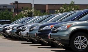 Không nhập khẩu ô tô đã qua sử dụng quá 5 năm