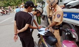 Đề xuất tăng mức phạt với chủ phương tiện vi phạm giao thông