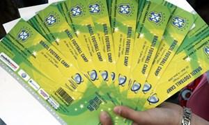 Vé xem chung kết World Cup giá 20.000 USD