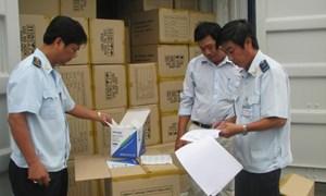 3 nhóm doanh nghiệp sẽ bị kiểm tra thực tế 100% hàng xuất khẩu