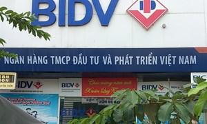 HOSE chấp thuận đăng ký niêm yết cổ phiếu BIDV