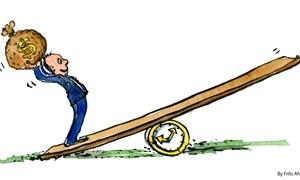 Thị trường tăng nhờ đòn bẩy tài chính?