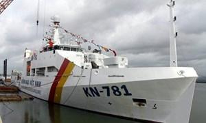 Lực lượng kiểm ngư được trang bị tàu tiêu chuẩn châu Âu