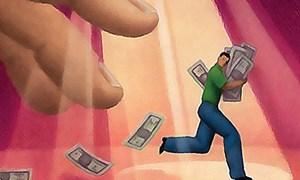 Giàu bất hợp pháp có thể bị xử tội tham nhũng