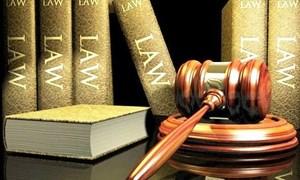 Công bố 11 luật và 1 nghị quyết mới