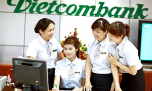 Vietcombank: Tiếp tục đà tăng trưởng