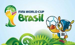 World Cup 2014 và những con số kỷ lục về tiền