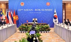 Các đối tác ủng hộ vai trò trung tâm của ASEAN