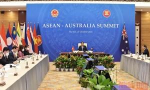 ASEAN và Australia nâng cấp quan hệ lên Đối tác chiến lược toàn diện