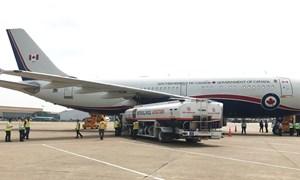 Petrolimex Aviation hoàn thành công tác cung cấp nhiên liệu bay phục vụ Tuần lễ Cấp cao APEC 2017
