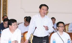 Bộ trưởng Vương Đình Huệ: Đề xuất áp dụng thuế suất thuế thu nhập doanh nghiệp 10% đối với xây dựng nhà ở xã hội