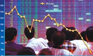 """""""Cơn bão"""" thanh lọc trên thị trường chứng khoán"""