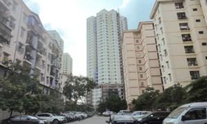 Loạn giá bán chung cư