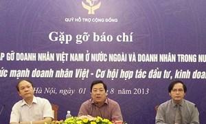 Thu hút đầu tư doanh nhân Việt kiều