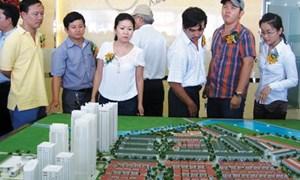 Thị trường bất động sản: Cơ cấu lại nguồn cung