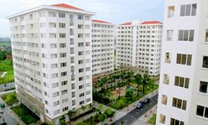 Thu nhập thấp cũng mua được nhà Hà Nội