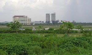 Đất nền phía Đông TP. Hồ Chí Minh rớt giá