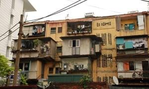 Nhà đầu tư Nhật Bản nhắm phân khúc chung cư cũ
