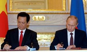 Hợp tác đầu tư Việt - Nga chưa tương xứng tiềm năng