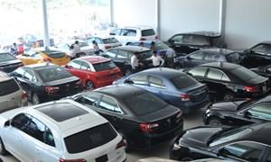 Xử lý xe ô tô không đủ điều kiện nhập khẩu