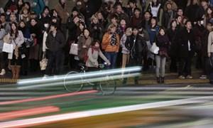 Nhật Bản tăng trưởng chậm lại