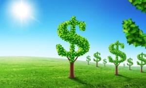 Lợi ích từ kinh tế xanh