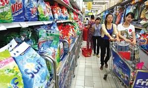 Khi nhãn hàng lớn bắt tay siêu thị