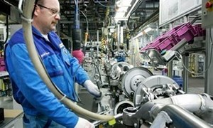Kinh tế Đức sẽ đạt tăng trưởng 1,7% trong năm 2014