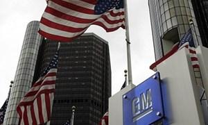 Chính phủ Mỹ lỗ 10 tỷ USD vì GM