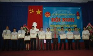 Cục Thuế tỉnh Bà Rịa – Vũng Tàu: Thi đua hoàn thành xuất sắc nhiệm vụ