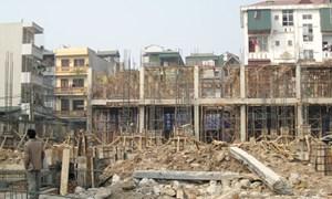 524 dự án bất động sản phải tạm dừng từ đầu năm 2014