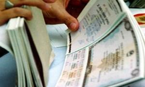 Huy động hơn 2.012 tỷ đồng trái phiếu Chính phủ