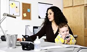 5 việc làm thêm 'hút' các mẹ ở nhà chăm con nhất năm 2015