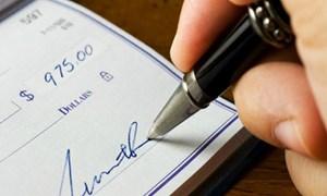 Nhìn chữ ký biết ngay người kiếm tiền giỏi hay không?