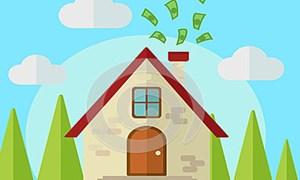 Mẹo phong thủy giúp tiền chảy vào nhà