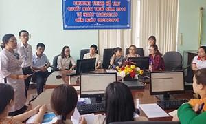 Hơn 4.000 doanh nghiệp thực hiện thủ tục thuế qua mạng tại Cục Thuế Thừa Thiên - Huế