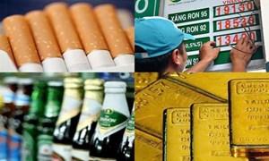 Giá tính thuế tiêu thụ đặc biệt đối với mặt hàng bia quy định như thế nào?