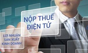 03 cách đăng ký giao dịch thuế điện tử với cơ quan thuế