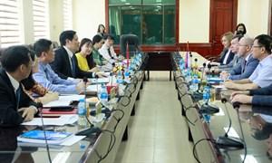 Việt Nam - Nga hợp tác, chia sẻ kinh nghiệm về quản lý hàng dự trữ quốc gia