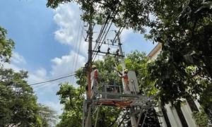 EVNNPC: Sản lượng điện thương phẩm 4 tháng đầu năm 2021 tăng 10,92% so với cùng kỳ năm 2020