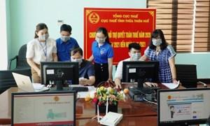 """Cục Thuế Thừa Thiên - Huế với nỗ lực """"phủ sóng"""" hóa đơn điện tử"""