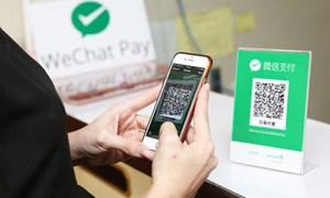 Thúc đẩy thanh toán điện tử đối với lĩnh vực dịch vụ công