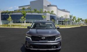 Thaco ra mắt mẫu xe sorento thế hệ mới 4.0