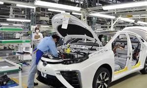 Kịp thời gia hạn thời hạn nộp thuế tiêu thụ đặc biệt đối với ôtô sản xuất, lắp ráp trong nước