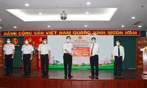 Kho bạc Nhà nước TP. Hồ Chí Minh tiếp nhận 50 tỷ đồng ủng hộ Quỹ vắc xin phòng, chống COVID-19