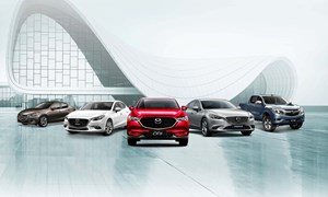 Mua xe Mazda với ưu đãi lên đến 30 triệu đồng